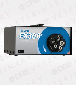 DRE FX-300+ Surgical Headlight and Light Source