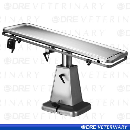 Heated Flat Top Surgery Table