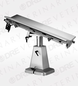 Heated V-Top Surgery Table: Pedestal Base