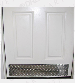 Stainless Steel Door Plates
