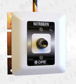 DISS Style Console Outlet - Nitrogen