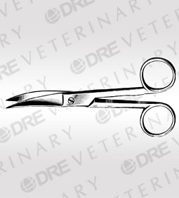 German Operating Room Scissors