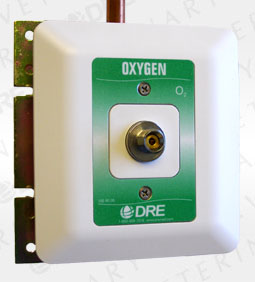 DISS Style Console Outlet - Oxygen