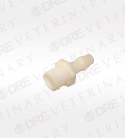 Female Plastic Screw Lock Cuff Connector