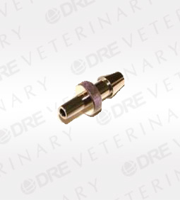 Male Leur Slip Type Cuff Connector