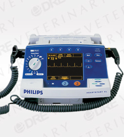 Philips Heartstart XL Biphasic Defibrillator with ECG Monitoring
