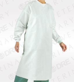Polyethylene Coated Gown