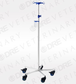 Provita Stainless Steel MRI Compatible I.V. Stand