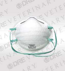 Particle Respirator Cone Mask - 20/box