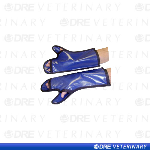 Slit Mitt X-Ray Gloves