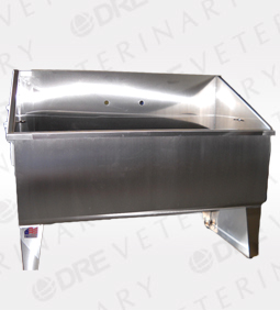 Stainless Steel Economy Tub