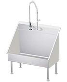 Stainless Steel Tubs, Baths & Sinks