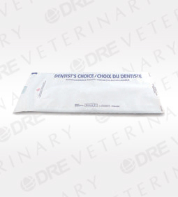 "Sterilization Pouches - 2 3/4"" X 10"", 200/bx"