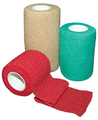 Bandages, Gauze and Surgical Tape