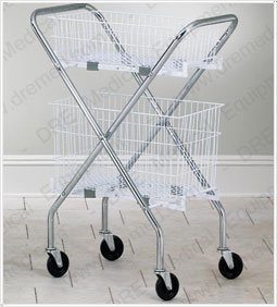 Clinton Folding Cart Frame