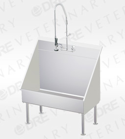 Stainless Steel Bathing Tub