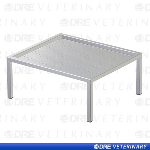 Stainless Steel Sink Inserts : Stainless Steel Elevated Grate Insert