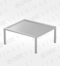 Stainless Steel Elevated Grate Insert