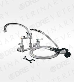 Deluxe Wall Mount Faucet