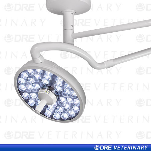 DRE Vision LED Surgery Lights Single Head Ceiling Mount