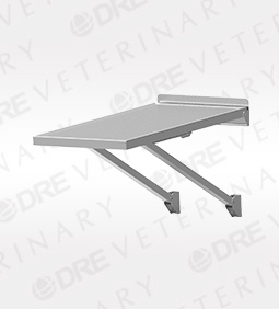 DRE Classic Fold-Up Wall Mounted Exam Table
