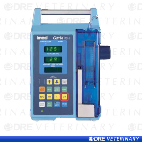 Used Alaris Gemini Pc1 Infusion Pump