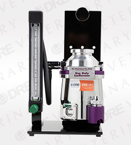 DRE Compact Mini Rodent Anesthesia Machine