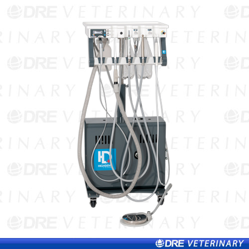 HighDent Quattro Plus Mobile Dental Unit with Piezo Scaler