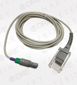 Analog Oximetry Extension Cable for DRE Waveline Series