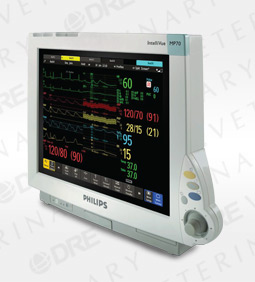 Refurbished - Philips Intellivue MP70 Patient Monitor