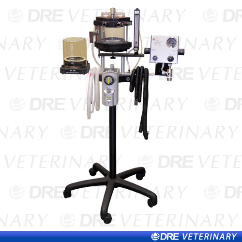 veterinary anesthetic machine