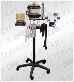 DRE Premier XP MRI-Compatible Veterinary Anesthesia Machine