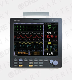 Datascope Passport V Anesthesia Gas Monitor