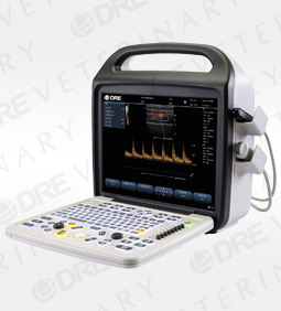 DRE N5000 Portable Color Doppler Veterinary Ultrasound System