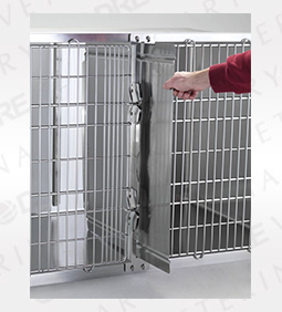 Solid Stainless Steel Divider