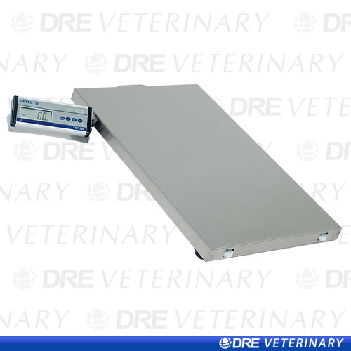 330WH - Digital Vet Scale - Wheels/Handle