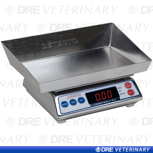 Detecto AP4KD - Digital Vet Scale