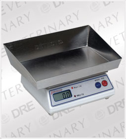 Detecto PS5A-2KD - Digital Vet Scale
