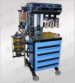 Drager Narkomed 2A Anesthesia Machine