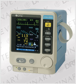 DRE ASM-5000V Multi-Parameter Patient Monitor