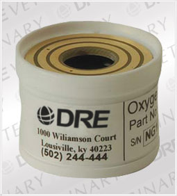 DRE 2000 Anesthesia Replacement Oxygen Cell - Drager and Others