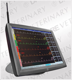 DRE Vetrec PDM Veterinary Monitoring System