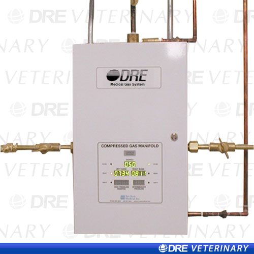 DRE Automatic and Manual Gas Manifolds