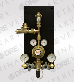 DRE Manual Gas Manifold