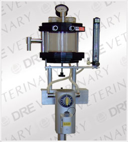 DRE Premier Veterinary Anesthesia Machine