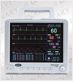 DRE Waveline PlusVet Vital Signs Monitor - RETIRED