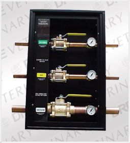 Medical Gas Zone Valve Box