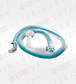 "Adult Universal ""F"" Anesthesia Circuit Without Bag"