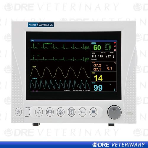 Avante Waveline VS Veterinary Monitor