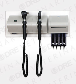 DRE WS350 Wall Mount Diagnostic System